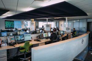 Centra Działań Operacyjnych (CDOP) Saur