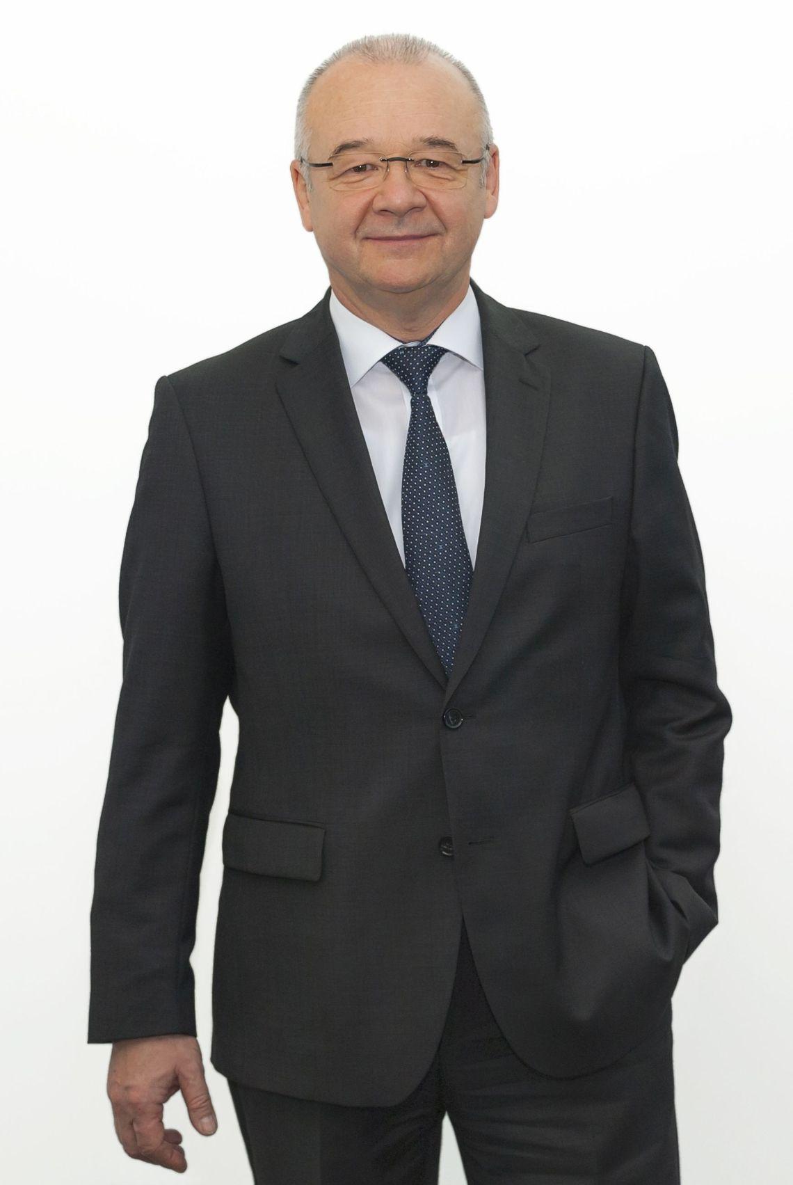 Andreas Glenc, prezes firmy PREVAC