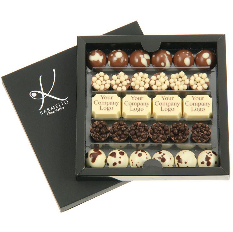 czekoladki reklamowe � s�odki prezent z przesy�aniem