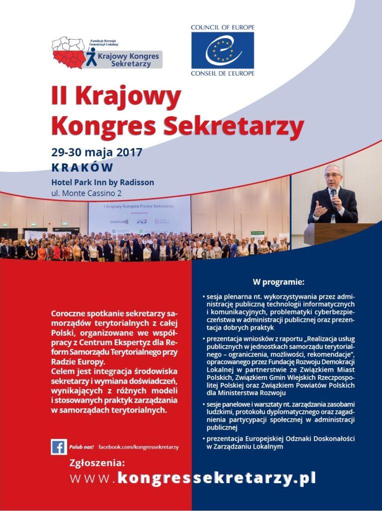 II Krajowy Kongres Sekretarzy