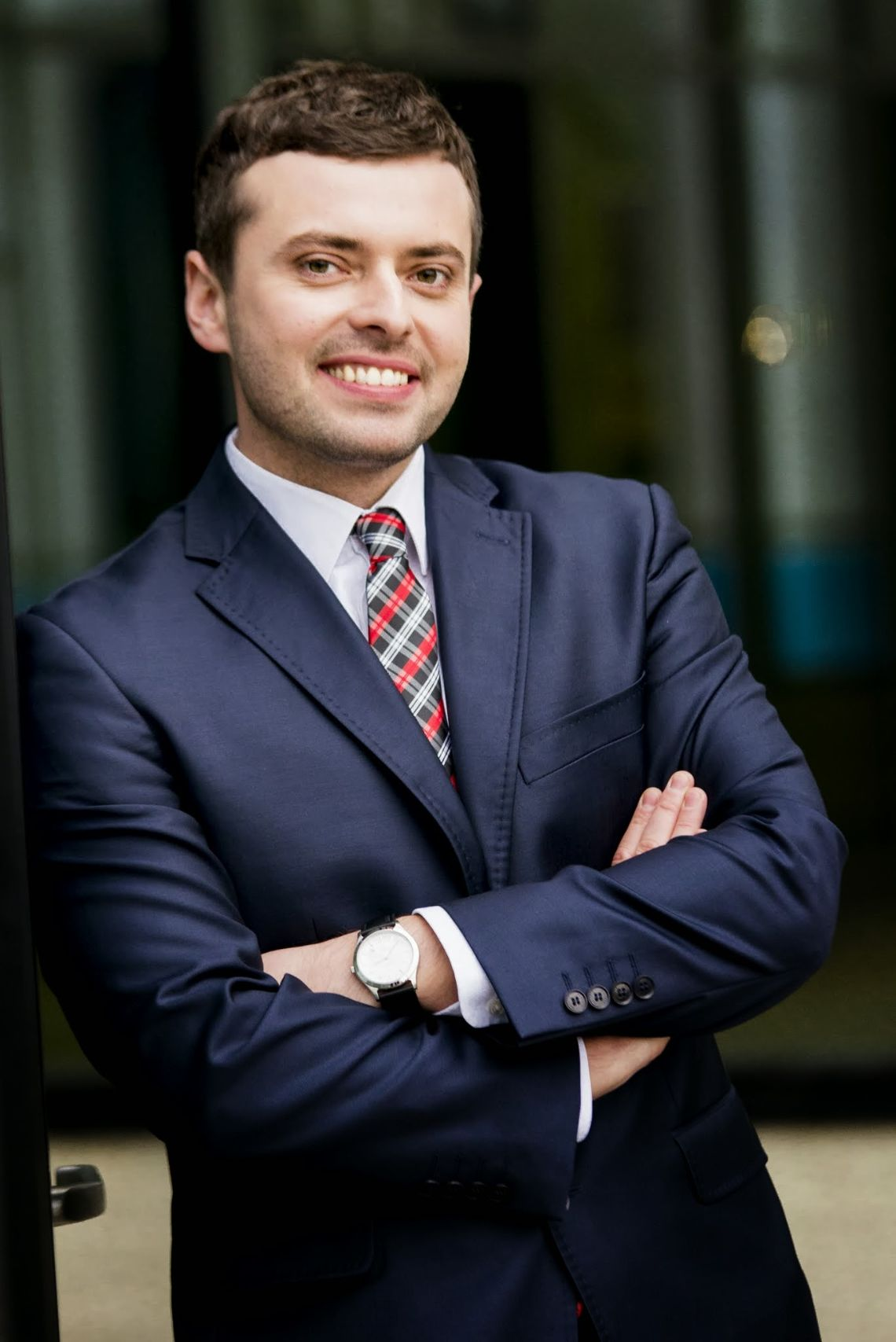 Jacek Opala, dyrektor rozwoju sprzedaży w Exact Systems S.A.