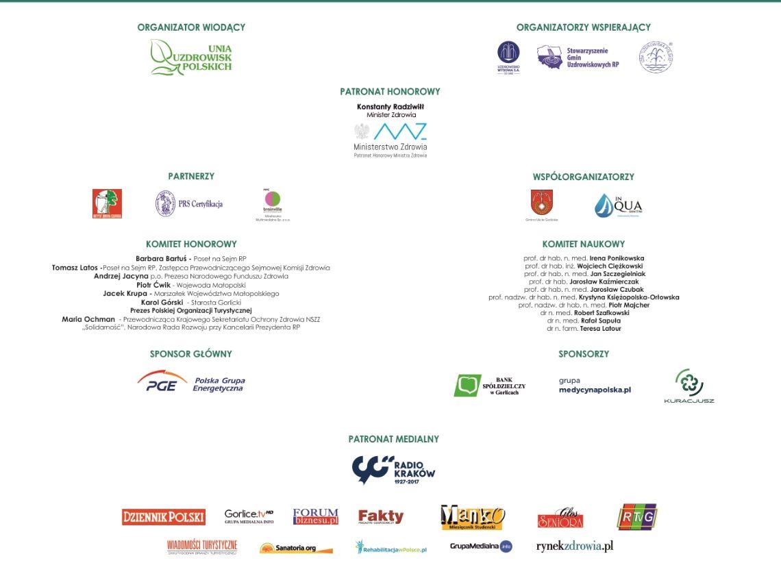 Zapraszamy na XXVI Kongres Uzdrowisk Polskich