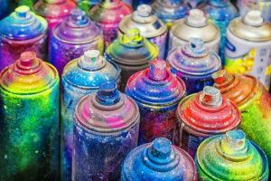 Farba do plastiku