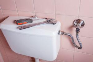 usterki łazienkowe