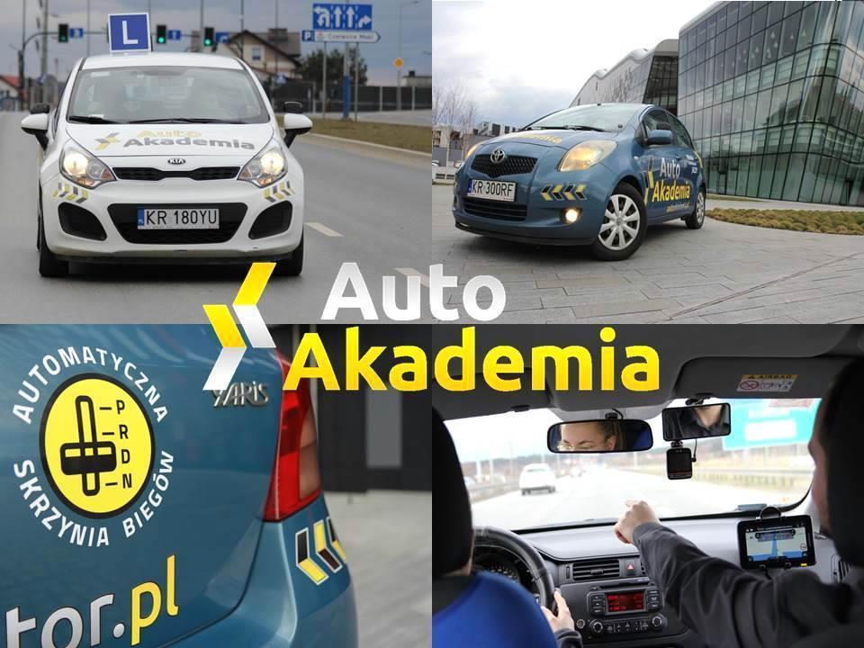 szkoła jazdy w Krakowie