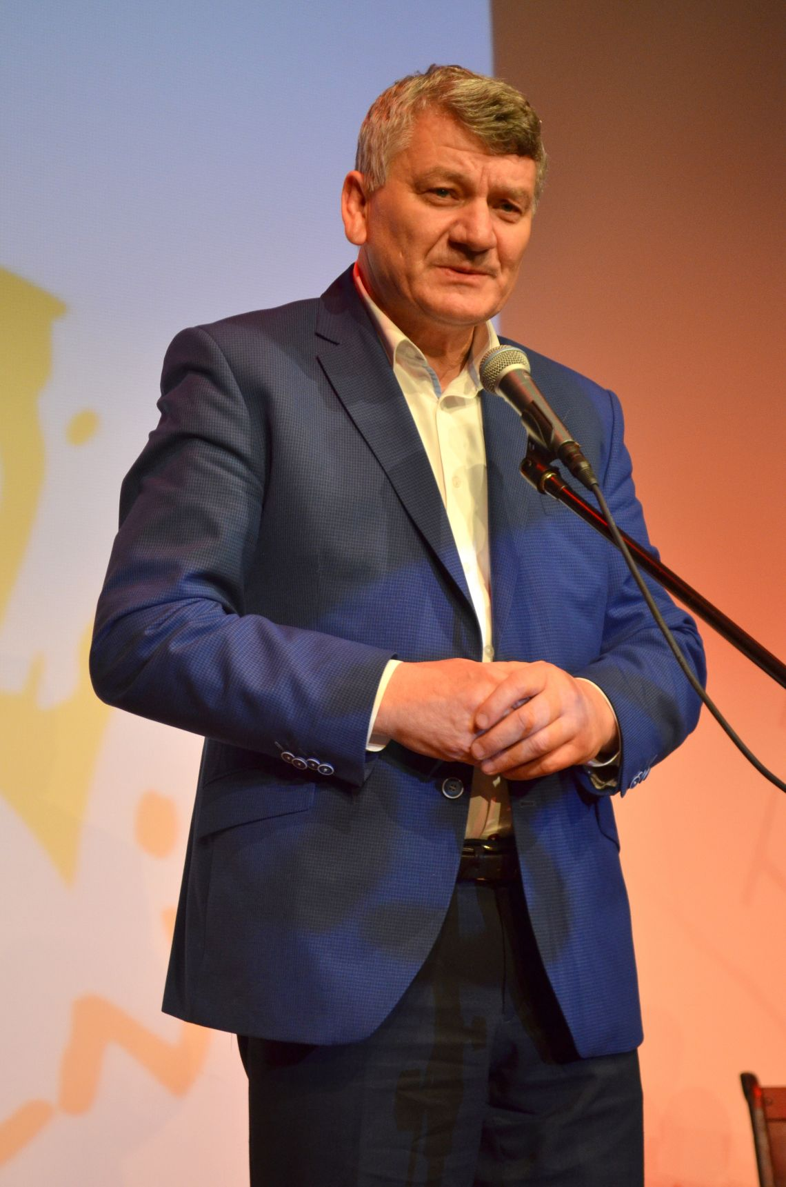 Leszek Kuliński, wójt gminy Kobylnica