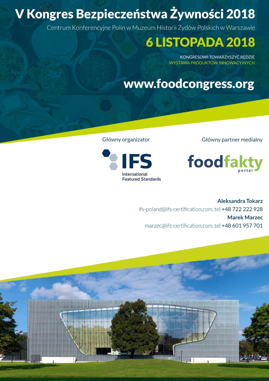 V Kongres Bezpieczeństwa Żywności