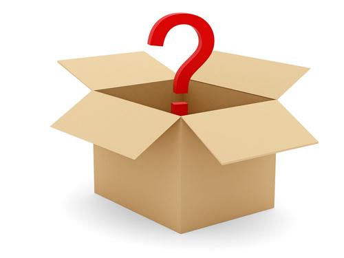 Paczka package przesyłka