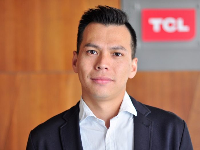 Jayway Peng, Managing Director of TCL Poland