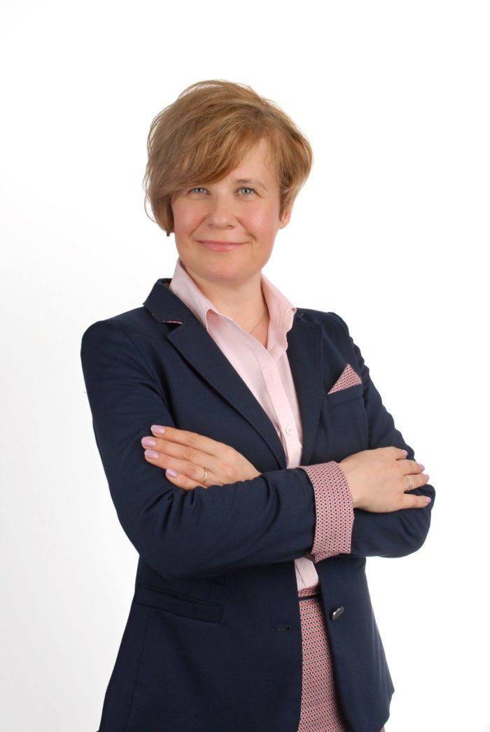 dr inż. Joanna Jasińska, dyrektor Centrum Certyfikacji Jakości WAT