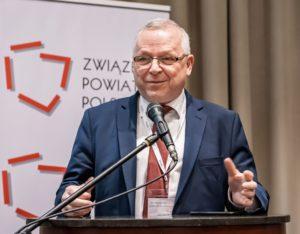 Prezes zarządu ZPP – Andrzej Płonka