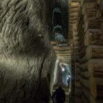 Trasa turystyczna w kopalni