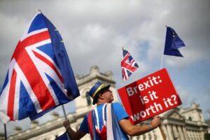 Brexit wpływ na ceny walut