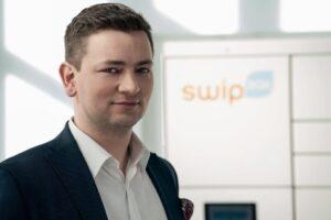Michał Czechowskiprezes zarządu SwipBox Polska
