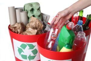 recyklingu odpadów