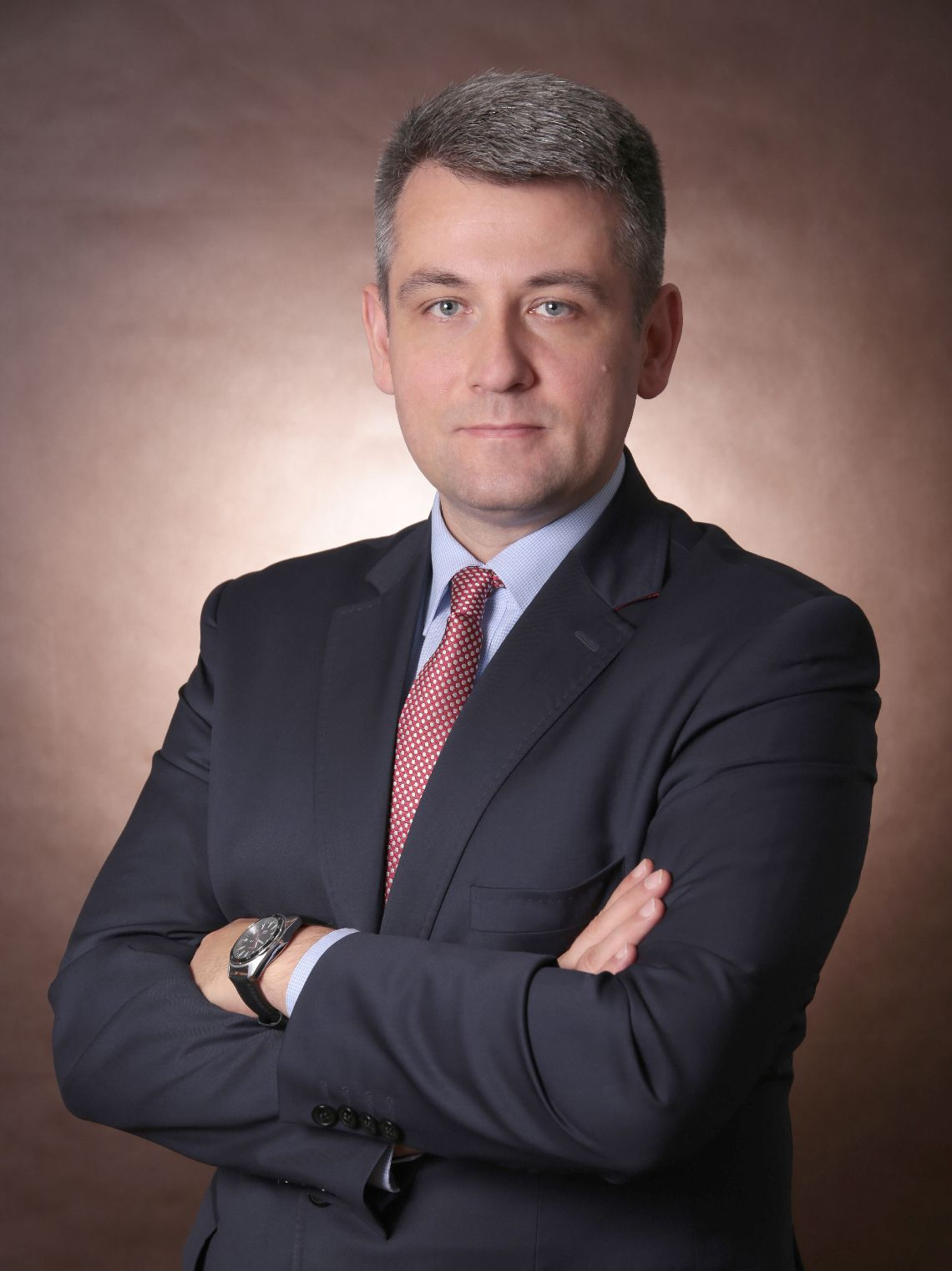 Tomasz Pisula, prezes zarządu PAIiIZ fot. Borys Skrzynski