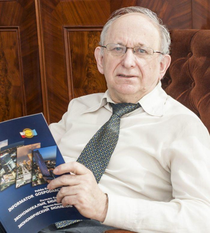 Michał Twerd, właściciel firmy TWERD