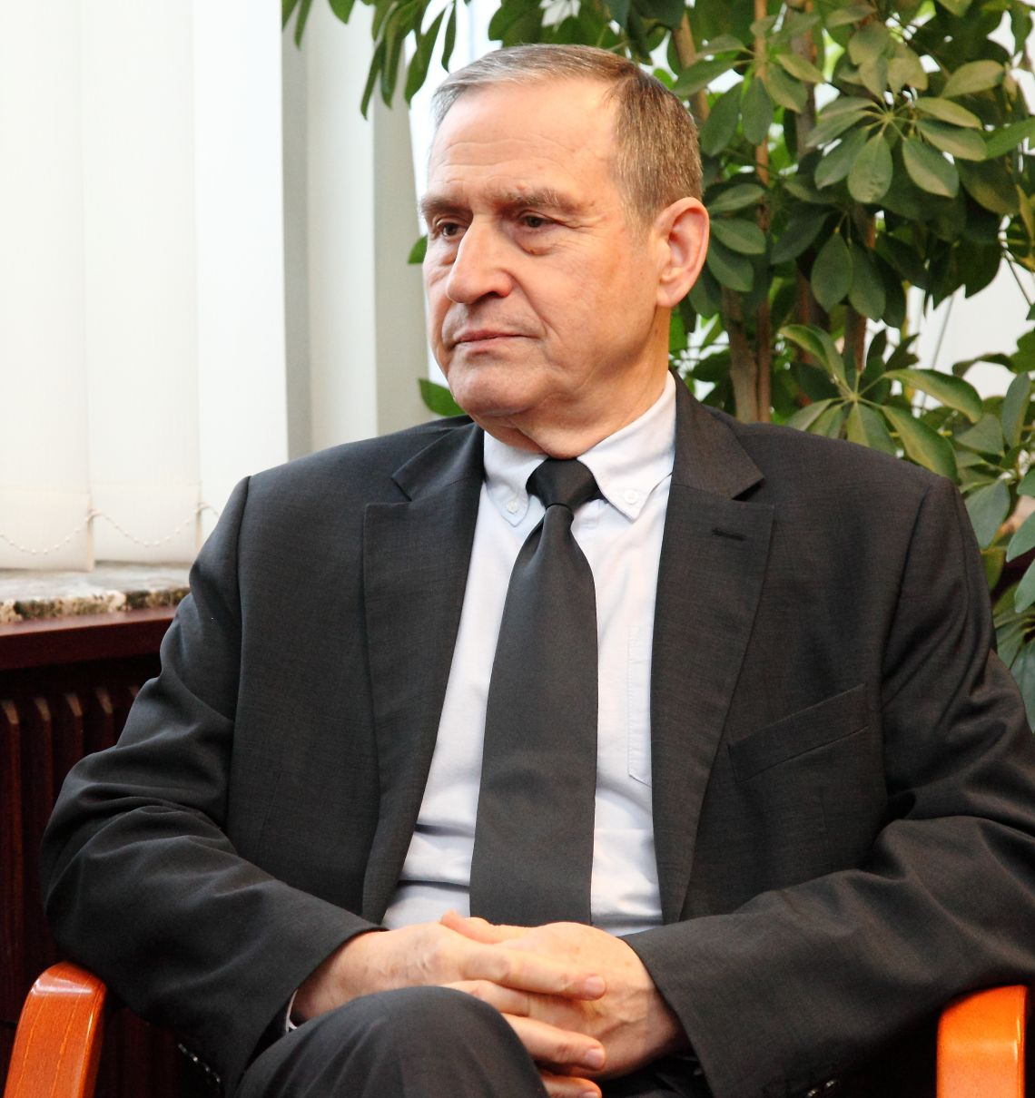 Prof. Stefan Góralczyk fot. Jacek Bojarski