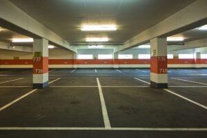 najem parkingu
