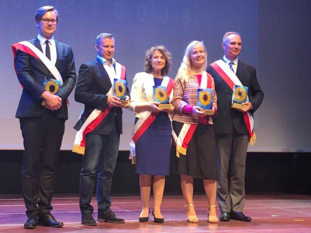 Po raz drugi w Poznaniu odbyła się gala finałowa Mistrza Mowy Polskiej, programu społecznego, który od 18 lat wyróżnia i nagradza mądrze i pięknie mówiących Polaków.