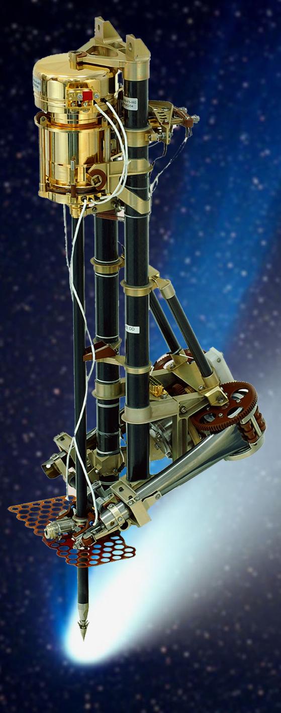 Urządzenie MUPUS dla misji Rosetta