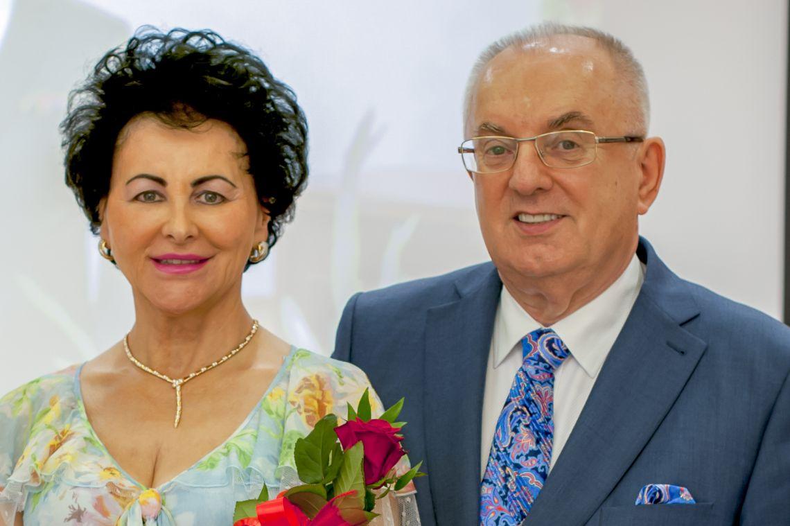 Anna i Czesław Koliszowie