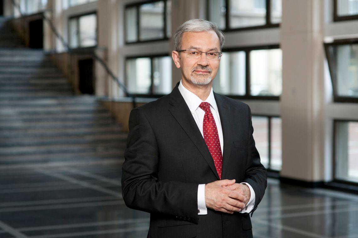 Sekretarz stanu Jerzy Kwieciński