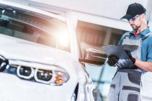inspekcja samochodu używanego