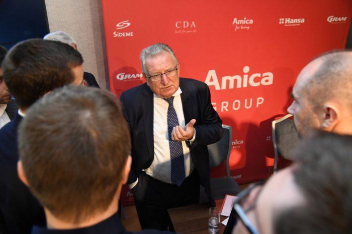 Wojciech Kocikowski, wiceprezes Grupy Amica ds. finansowych