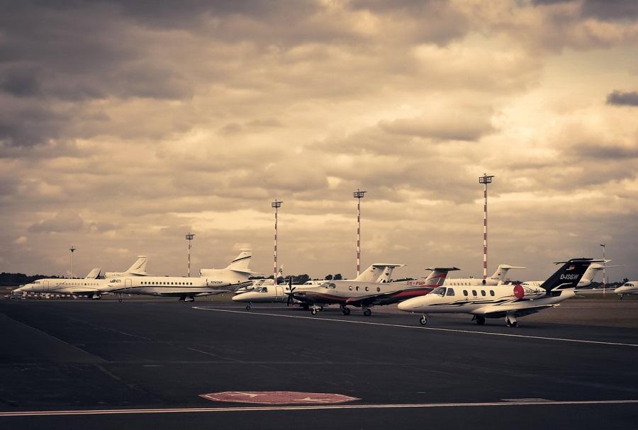 Parking na lotnisku