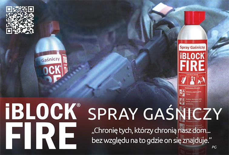 spray gaśniczy
