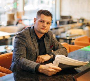 Piotr Suwałowski, Prezes Zarządu firmy SerwNet Sp. z o.o.