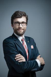 Rafał Górski - prezes Instytutu Spraw Obywatelskich