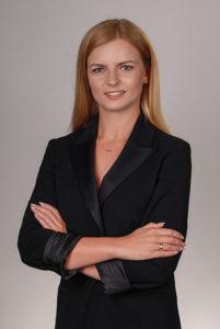 Agnieszka Dec, dyrektor handlowa, członkini zarządu PZL Sędziszów S.A.