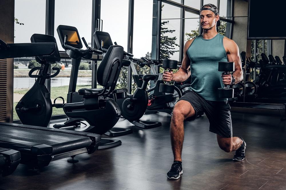 wyposażenie klubów fitness