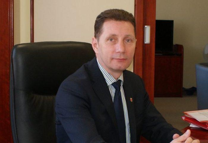 Andrzej Wiczkowski, starosta ostródzki