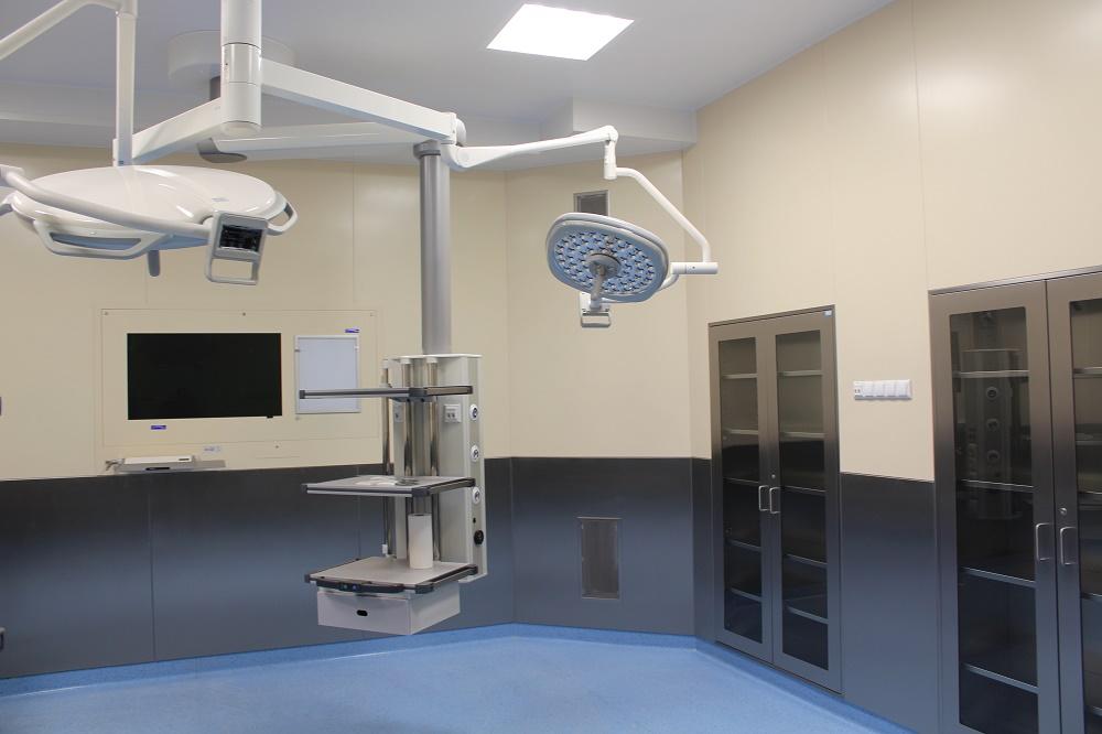 Sala operacyjna ostródzkiego szpitala