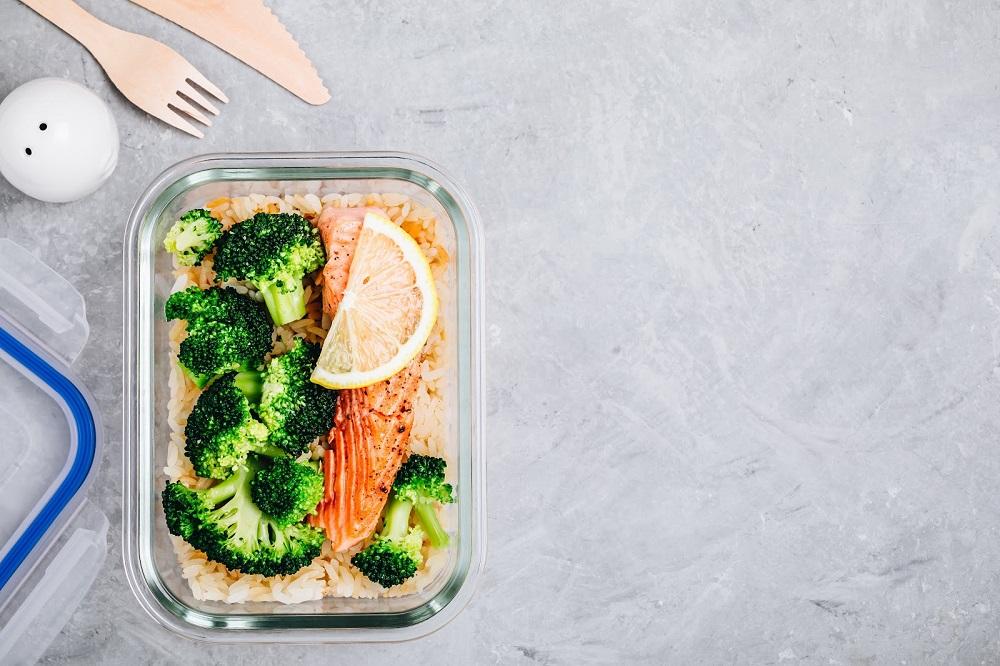 lunchbox, posiłek dla pracownika