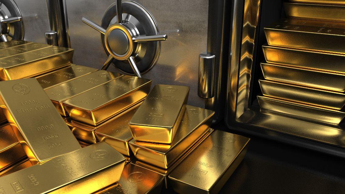 Jak przechowywać złoto