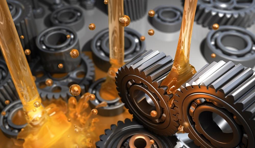 olej silnikowy